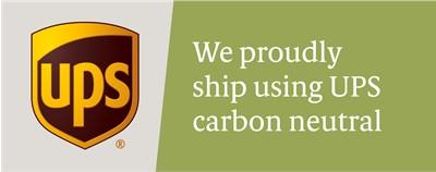 Bild: Wir versenden mit UPS Carbon Neutral