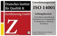 Bild: ISO 14001:2015