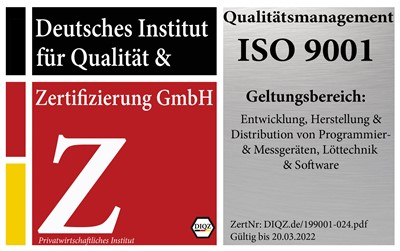 Picture: ISO 9001:2015 & 14001:2015
