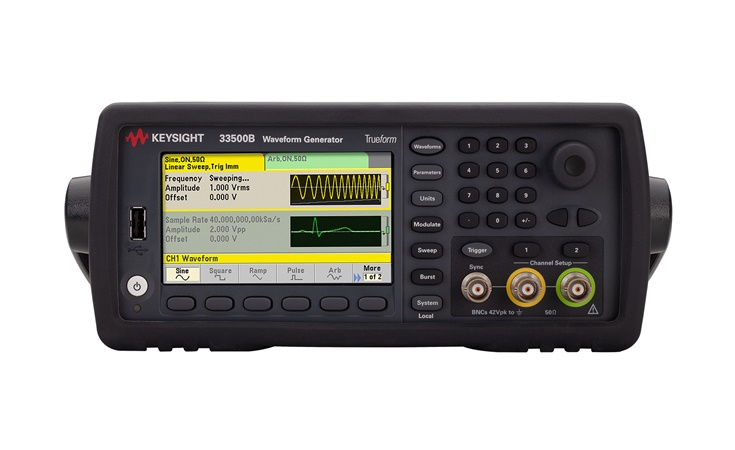 Picture: Keysight 33510B