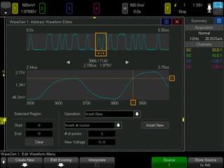 Bild: 2 Kanal Funktionsgenerator 20-MHz-Funktion / Arbitrary-Waveform-Generator