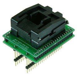 Batronix BA028 TQFP44-DIP40 PRO Adapter