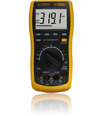 Bild: BXM240 Digital Multimeter
