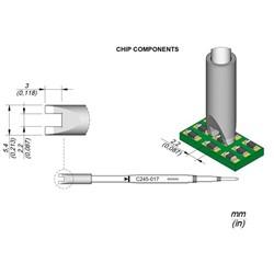JBC C245017 Chip 2,2