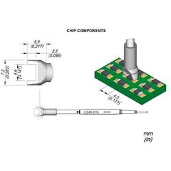 JBC C245019 Chip 4,5