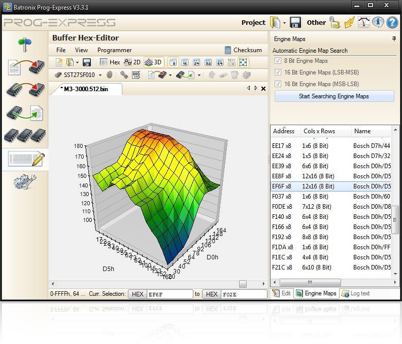 Chip Tuner Module (Software