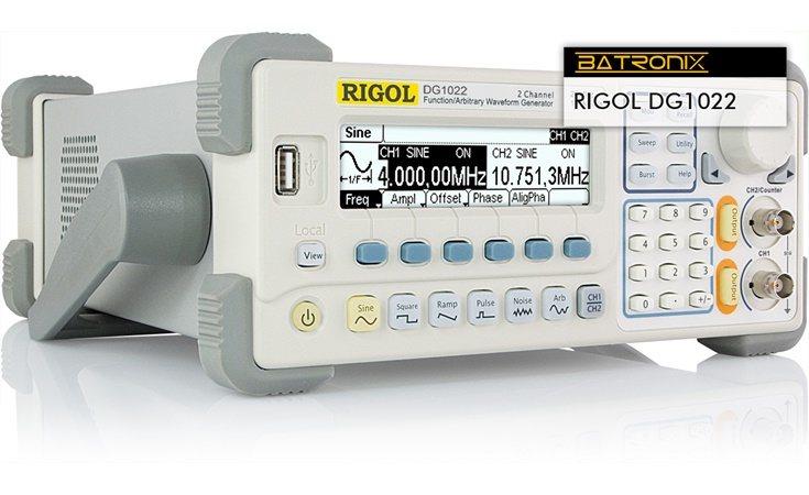 Picture: Rigol DG1022
