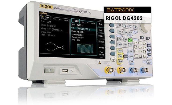 Picture: Rigol DG4202