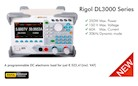 small picture: The new programmable DC electronic load from Rigol