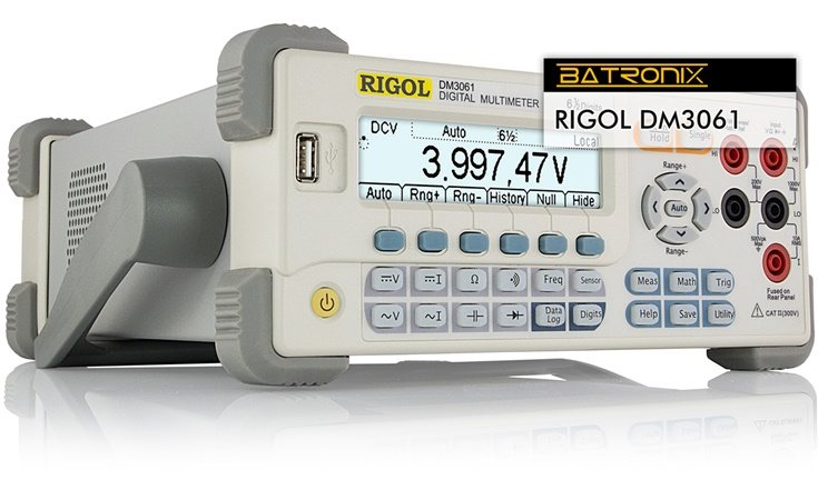 Picture: Rigol DM3061 Digital Multimeter