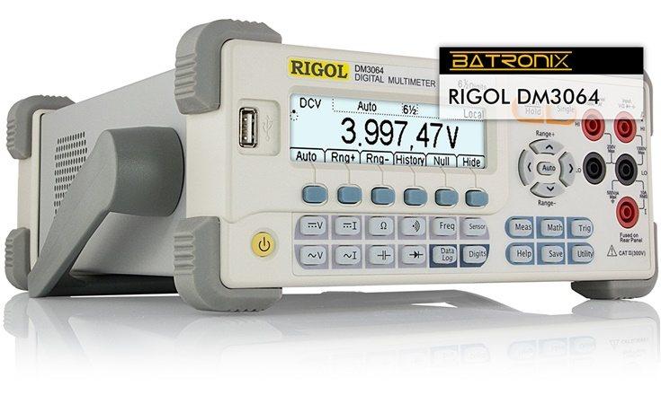 Bild: Rigol DM3064 Digital Multimeter