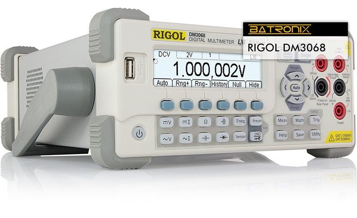 Picture: Rigol DM3068 Digital Multimeter