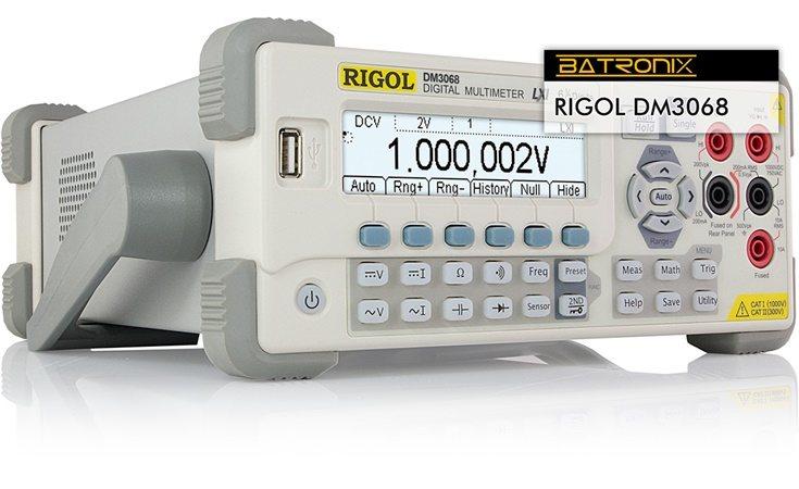 Bild: Rigol DM3068 Digital Multimeter