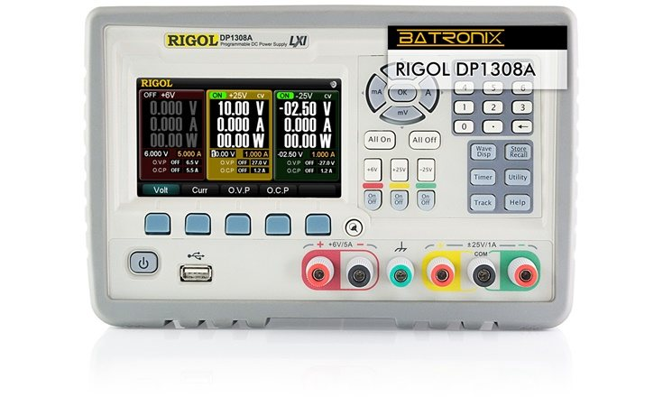 Picture: Rigol DP1308A