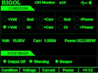 Picture: Output Monitoring (Option)
