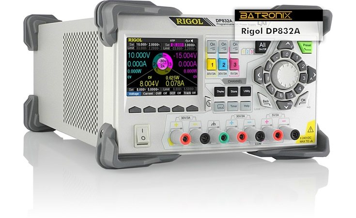 Picture: Rigol DP832A