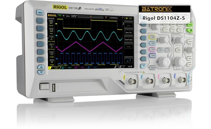 Picture: Rigol DS1104Z-S