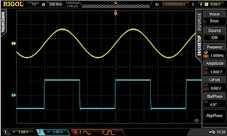 Picture: Arbitrary 2 Channel Waveform Generator