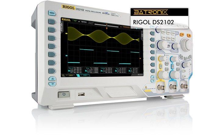 Picture: Rigol DS2102