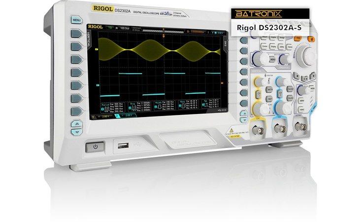 Picture: Rigol DS2302A-S