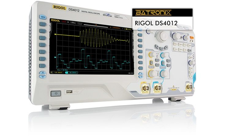 Picture: Rigol DS4012