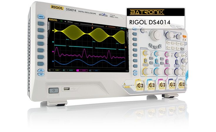 Picture: Rigol DS4014