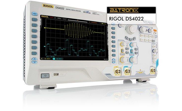 Picture: Rigol DS4022