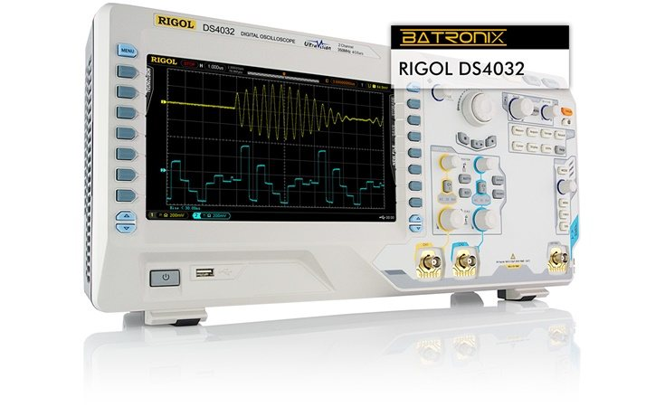 Picture: Rigol DS4032