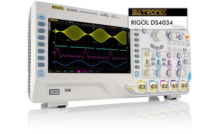 Picture: Rigol DS4034