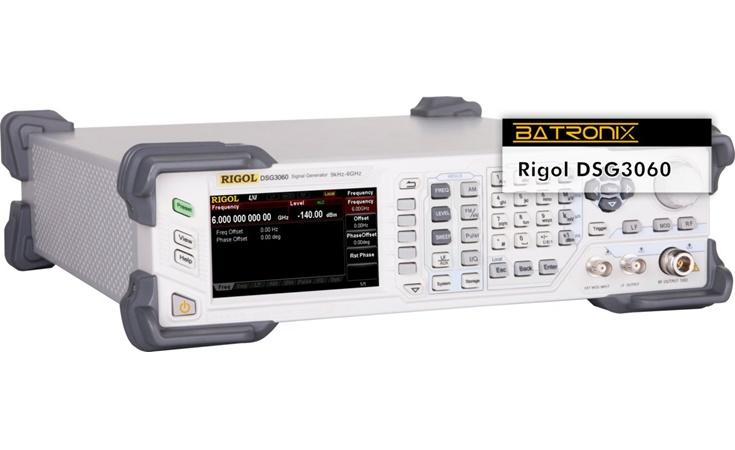 Picture: Rigol DSG3060-IQ