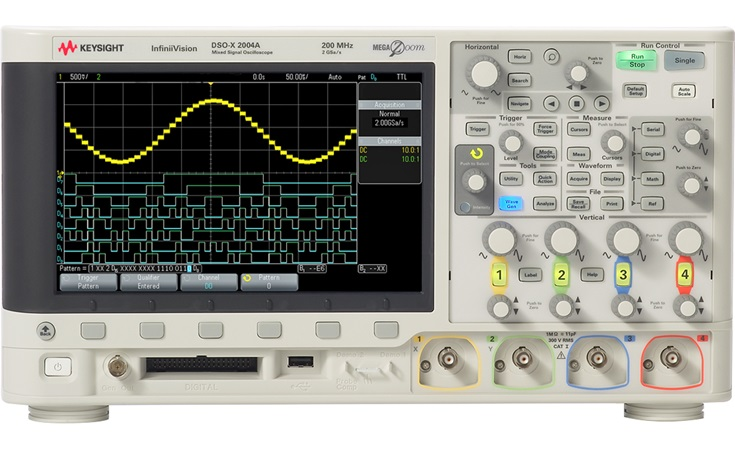 Picture: Keysight DSOX2012A
