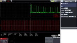 Bild: FFT (Fast Fourier Transformation)