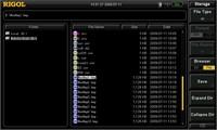Bild: Übersichtliches Dateisystem