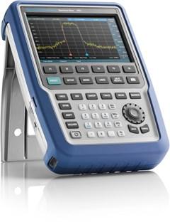 Bild: Rohde & Schwarz Handheld Spektrum Analyser