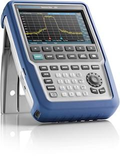 Picture: Rohde & Schwarz Handheld Spectrum Analyzer
