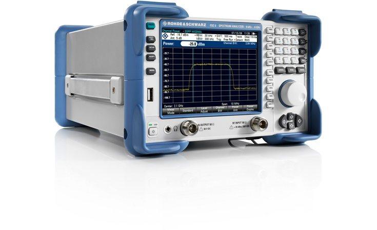 Picture: R&S® FSC3 Model 13