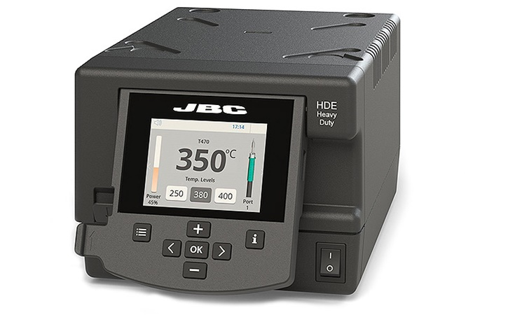Picture: JBC HDE-2UD