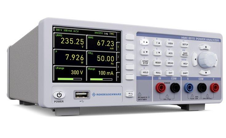 Picture: Rohde & Schwarz HMC8015COM