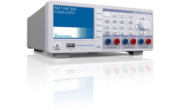 Picture: Rohde & Schwarz HMC8043G