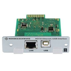 R&S® HO732 Dual Interface (Ethernet/USB)