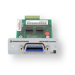 R&S® HO740 IEEE-488 (GPIB) interface