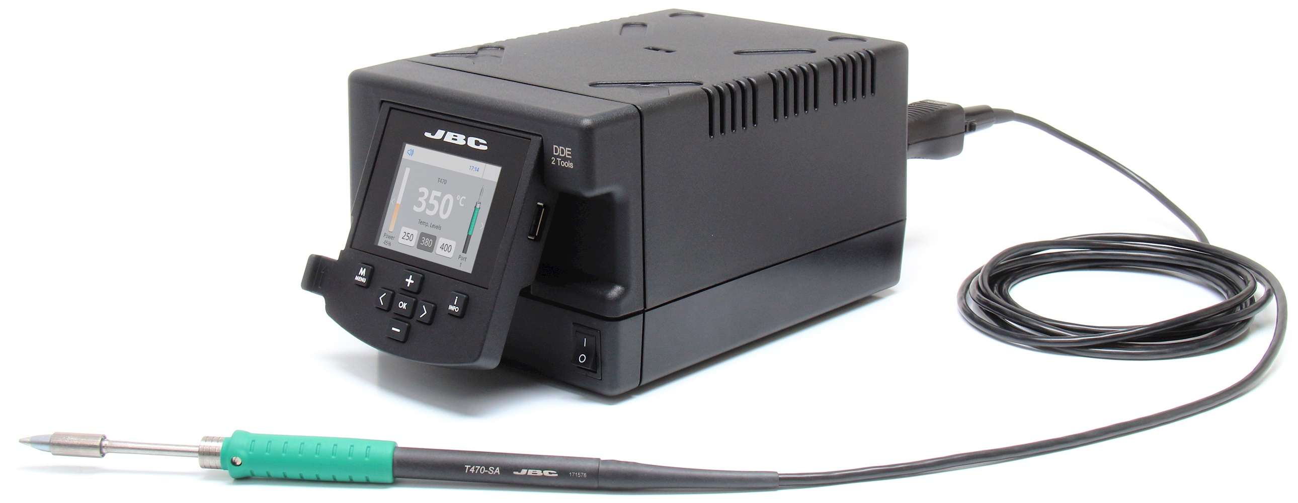 Picture:  JBC DDRE-2B