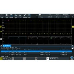 R&S® RTM-K6 MIL-1553 Decoding