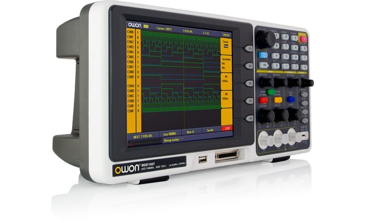 Picture: Owon MSO7102T