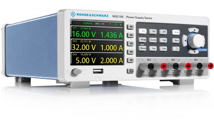 Picture: Rohde & Schwarz NGE102