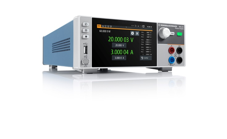 Picture: Rohde & Schwarz NGL202