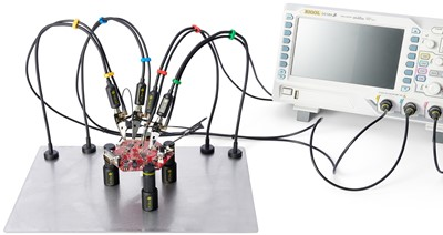 Picture: PCBite the solution for soldering, inspection and handsfree measurements