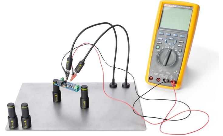 Picture: Sensepeek 4012 PCBite DMM Kit