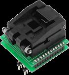 Batronix PLCC28-DIP24 PRO Adapter BA002