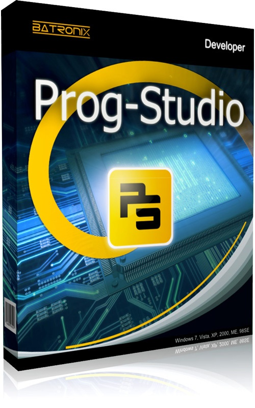 Bild:  Prog-Studio 9 Personal